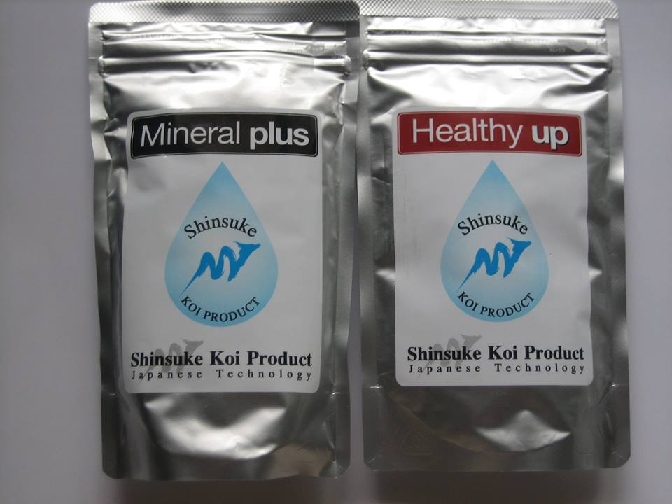 Mineral Plus and Healthy Up